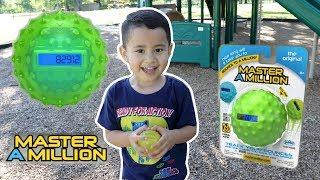 Master a Million Toy Review Challenge by JAKKS Pacific