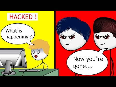 When a Gamer Hacks his Neighbour PART 1