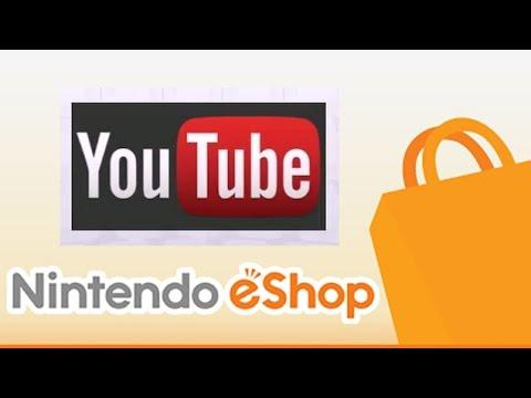 Como descargar You Tube desde eShop 3DS