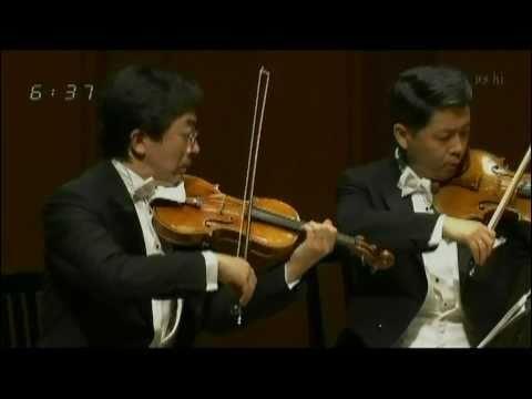 Brahms: String Quintet No. 2 in G Major, Opus 111, Mov. II & III