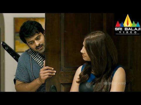 Mirchi Telugu Movie Part 1/13 | Prabhas, Anushka, Richa | Sri Balaji Video