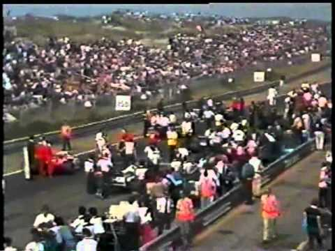 Murray Walker and James Hunt talks Senna