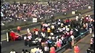 Murray Walker and James Hunt talks Senna