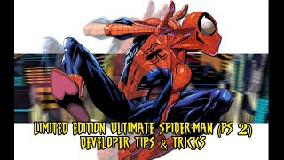 Ultimate Spider-Man (Limited Edition): Developer tips & tricks