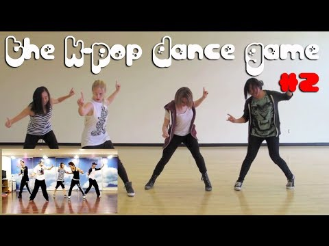 The K-Pop Dance Game (#2) [NYX]