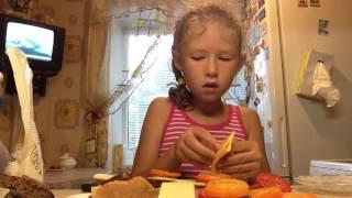 Как делать бутерброды