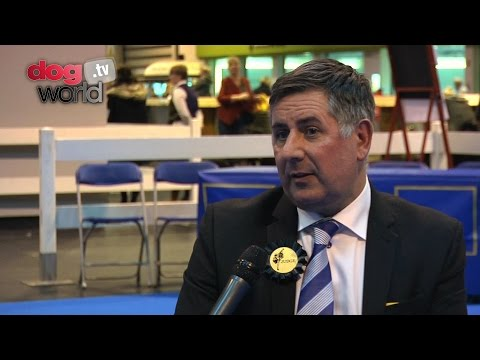 Jeff Horswell Interview - The future of dog show judging in the UK