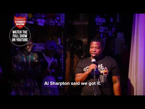 Navv Greene Stand-up | Cheating And Al Sharpton