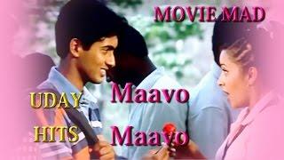 Chitram Telugu Movie || Maavo Song || Lyrical Video || TELUGU ADDA CHANNEL