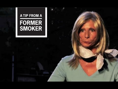CDC: Tips From Former Smokers - Terrie H.'s Story