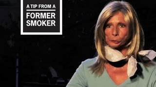 CDC: Tips from Former Smokers -- Terrie