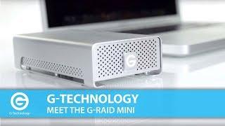 G-Technology | Meet the G-RAID mini