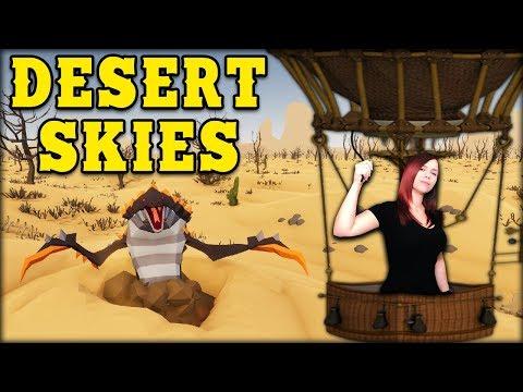 MI EZ A LÉNY?! - Desert Skies - A Sivatagi Túlélés