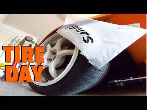 Rwb Inspired Tire Stencils