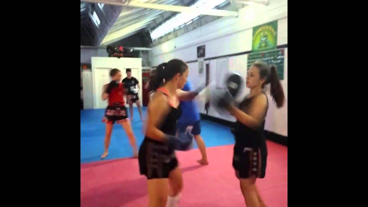 Kickboxing At 5 Elements Basildon Es