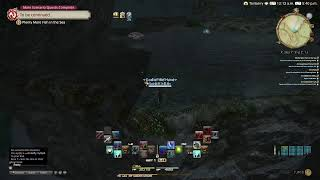 Final  Fantasy 14  - Random Thing #13[PS4]