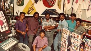 Aadhey Dhaan The Neighbors Band