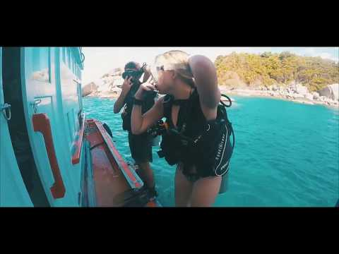 GOPRO: Female Solo travel THAILAND, MALAYSIA, INDONESIA, BALI, AUSTRALIA, SINGAPORE