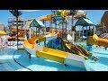 Pegasos World Aquapark - The Biggest Aquapark in Side Region, Turkey