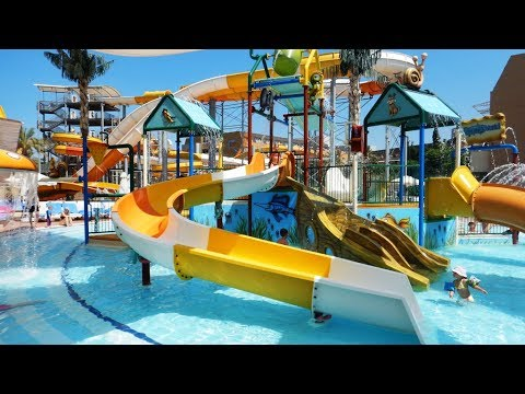 Pegasos World Hotel The Best Waterpark In Side Aquapark