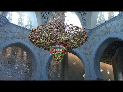 Abu Dhabi - Sheikh Zayed Mosque HD