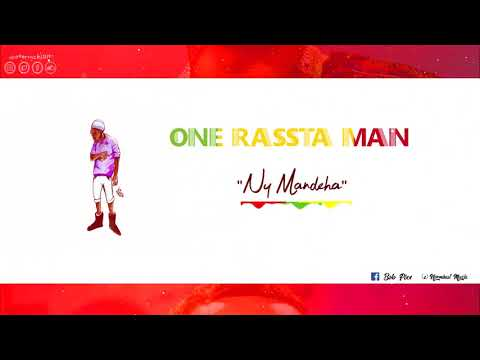 BOLO PIXX ( ONE RASTA MAN ) - Ny Mandeha ( Audio Officiel )