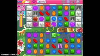 Candy Crush Saga Level 199 - 3 Stars  - No Boosters