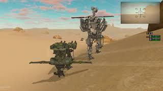 MAV - Chromehounds Memorial Battle 2018 (Sniper Action)