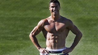 Top 10 Footballer Bodies | HD