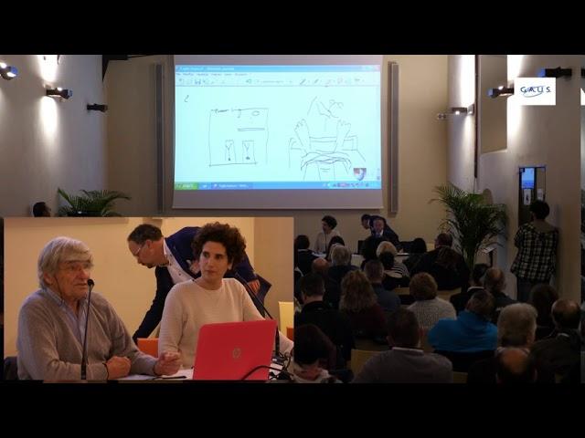 Jean Pierre Petit Tra Fisica e Ummo - parte2 - XIX Convegno Internazionale di Ufologia di Firenze