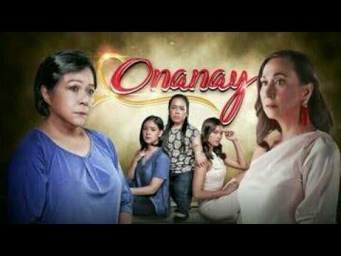 Await Kay Inay OST Onanay (Lyrics)