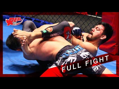 【REAL .1】マルコス・ヨシオ・ソウザ vs 高木 健太 / Marcos Yoshio Souza vs Kenta Takagi <Welter Weight Title Match>