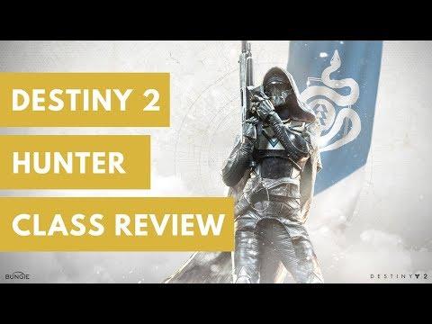 Destiny 2 | Hunter Class Review