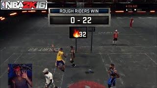 NBA 2K16| HUGE MYPARK WIN STREAK! Face cam full gameplay! - Prettyboyfredo