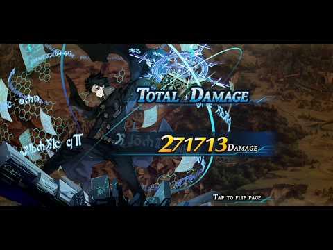 The Alchemist Code GL - AoT Colossal Titan Raid [100k DMG]
