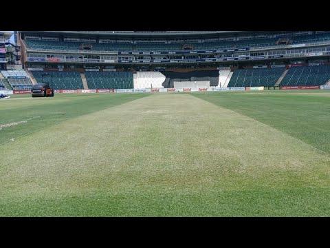 Watch: Wanderers curator warns Indian batsmen about a bouncy track