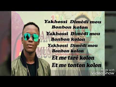 King Alasko Bonbon Kolon Lyric 2019