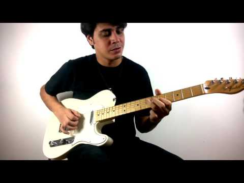 The Trooper - Iron MaidenThiego Gomes Solo