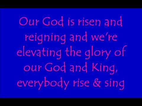 rise and sing ( lyrics ) - fee
