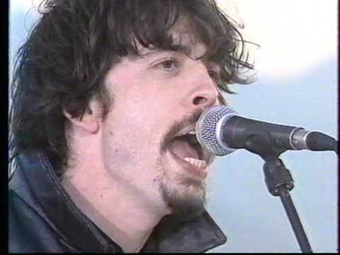 FOO FIGHTERS - Monkey Wrench - NPA LIVE 1997