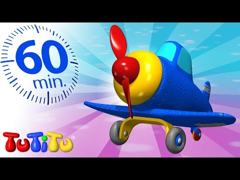 TuTiTu Specials | Airplane | Other Popular Toys For Children | 1 HOUR Special