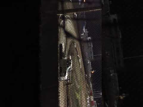 Four cylinder bomber catches on fire at east bay raceway park