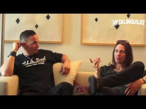 Alter Bridge - Fortress - Promo Tour Interview in Berlin 2013