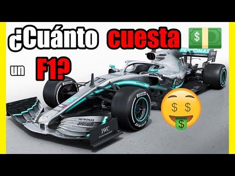 CUNTO CUESTA un FORMULA 1?  PRECIO de las PARTES de un coche de F1 | Dinero *Precio Motor F1*