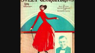 ben-bernie-and-his-orchestra---sweet-georgia-brown-1925