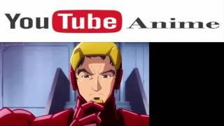 Marvel Disk Wars The Avengers Episode1