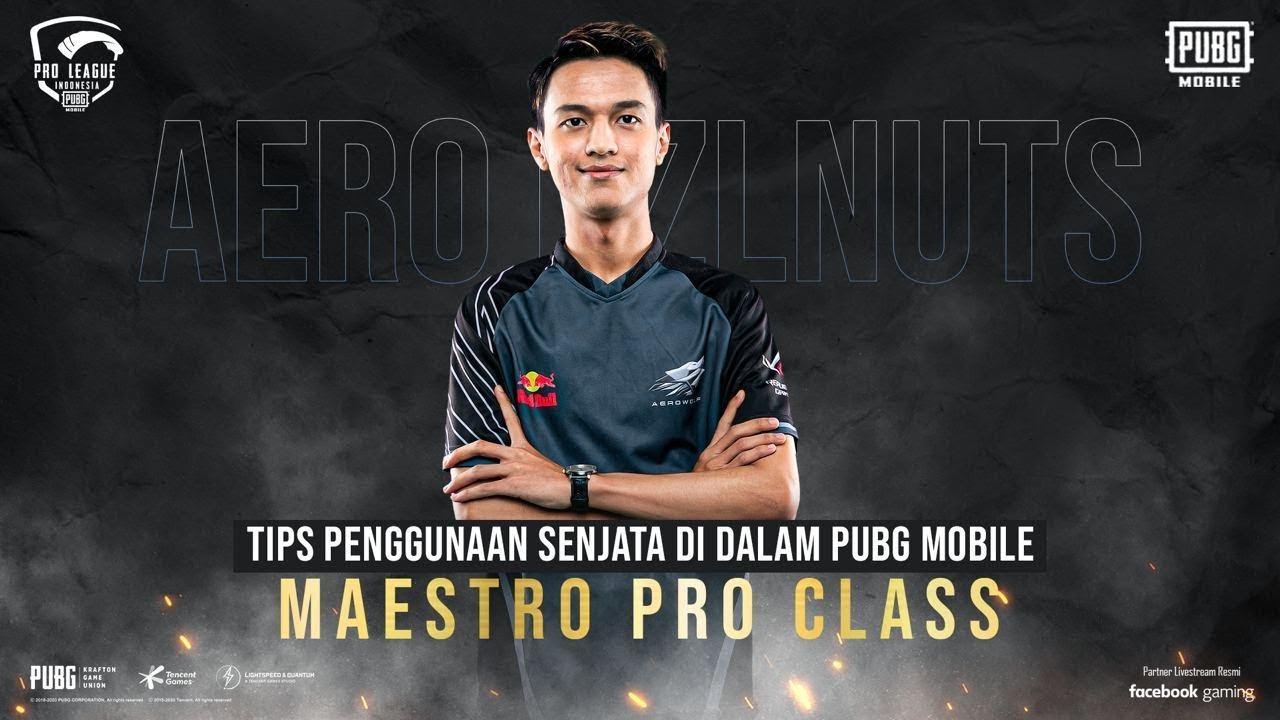 Maestro Pro Class #4: Tips Penggunaan Senjata Di PUBG Mobile - PMPL ID Season 2