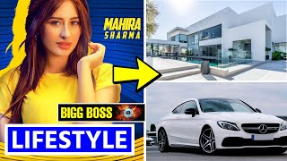 Mahira Sharma Lifestyle, Age, Boyfriend, Family & Biography | Bigg Boss 13 Contestant