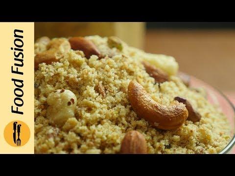 Panjiri Recipe By Food Fusion