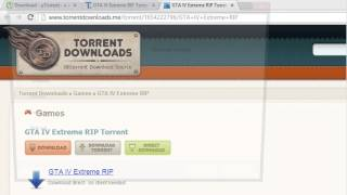 How to use torrent websites to download movies, games, software's etc  [HD + Narration]